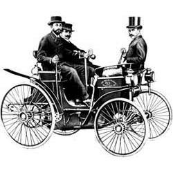Les pionniers de l'automobile