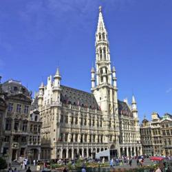 L'Hotel de Ville (Bruxelles)