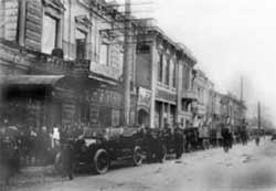 La rue Dvorianskaia