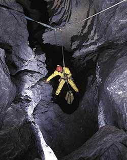 Les grottes de Baume-les-Messieurs