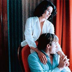 """Fanny Ardant et Gérard Depardieu dans """"La femme d'à côté"""" (1981)"""