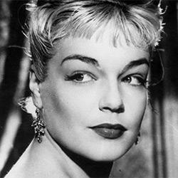 Simone Signoret dans Les Diaboliques (1955)