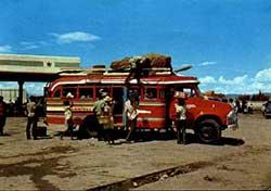 Le bus typique, taptap