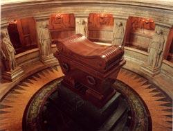 Le Tombeau de Napoléon sous le Dôme