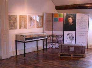 Le musée de Rimbaud, Charleville