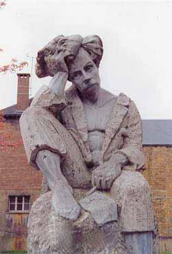 Statue de Rimbaud, 1997