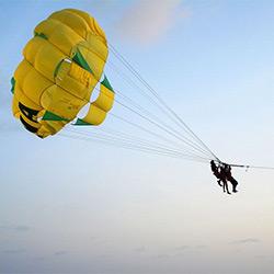Le parachute, le parachutisme et les parachutistes