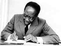 Sédar Senghor (Sénégal)