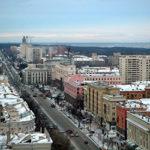 Tcheliabinsk, ma ville natale