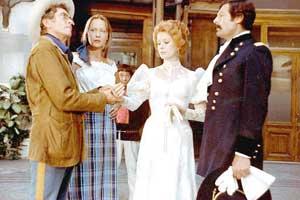 Touche pas à la femme blanche, 1973