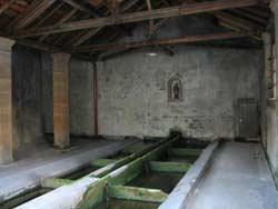 Le vieux lavoir (la Lorraine)