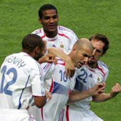 Merci, les Bleus. La France vous aime!