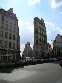 Le boulevard Saint-Martin
