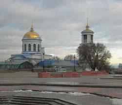 La cathédrale de l'Intercession