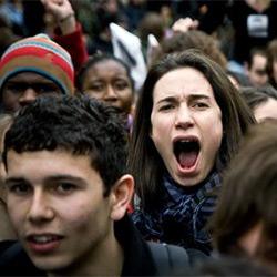 Les jeunes en France
