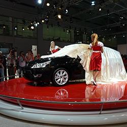 Le Salon de l'Automobile de Moscou