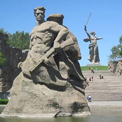 Le kourgane Mamaïev