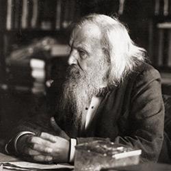 Dmitri Mendeleïev