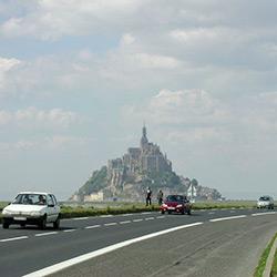 Les routes de France
