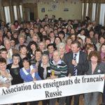 En Russie, la fête de la francophonie commence en janvier