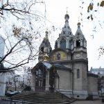 La cathédrale Saint-Alexandre-Nevsky