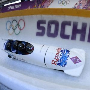 Le bobsleigh