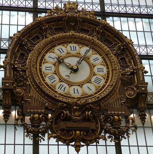 Les horloges monumentales