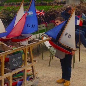 Les petits voiliers du Luco