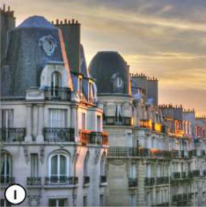 Le Paris haussmannien